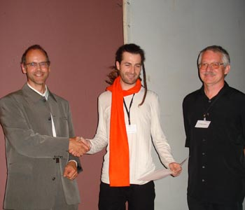 Ivan Petrovich prize 2009